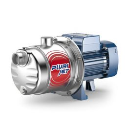 Pedrollo Plurijet Self-priming Multi-stage Pumps