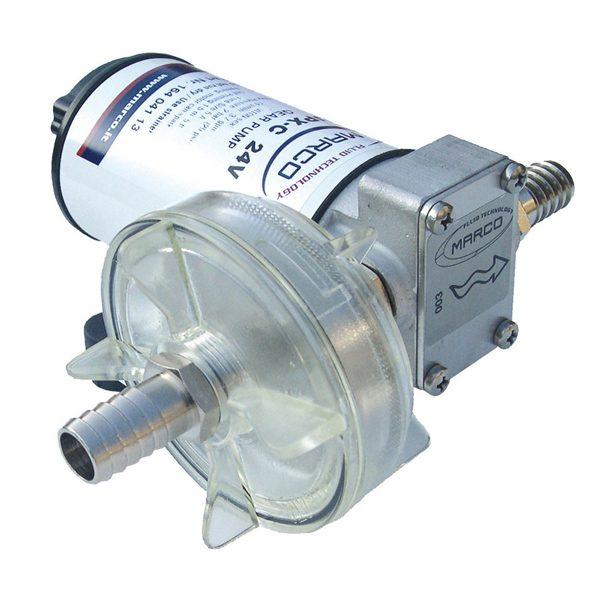 Marco UPX-C chemical gear pump