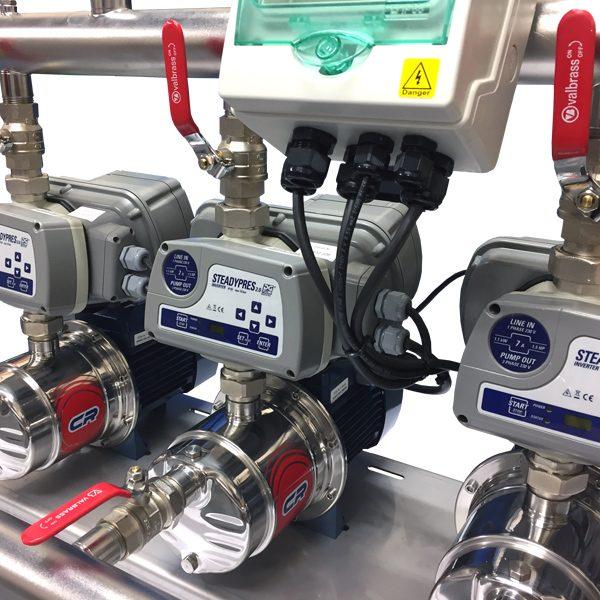 Powerboost Flow V Water Booster Set