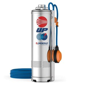 Pedrollo-UP Submersible multistage well pump with float